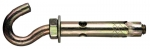 Анкерный болт с круглым крючком 16,0 х 130мм