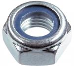 Гайка со стопорным кольцом М5