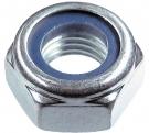 Гайка со стопорным кольцом М6