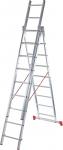 Лестница трехсекционная 3х17