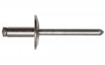 Заклепка НЕРЖ 6,4 х 18 мм