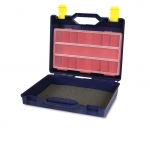 Ящик для электроинструмента №41 с органайзером (38,5 х 33 х 13см)