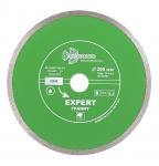 Диск алмазный сплошной Эксперт Гранит hot press 200x8/25,4-1.85мм