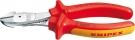 Бокорезы диагональные 200мм (1000V) KN-7406200