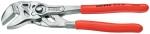 Клещи переставные гаечный ключ 180мм KN-8603180