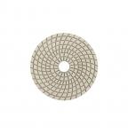 """Алмазный гибкий шлифовальный круг """"Черепашка"""" D=100 buff (сухая шлифовка)"""