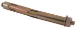 Анкерный болт с гайкой 12,0 х 150 мм двухраспорный