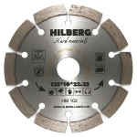 Диск алмазный SEGMENT 125 х 22 мм Hard Materials Лазер