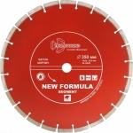 Диск алмазный SEGMENT 350 x 25,4 мм