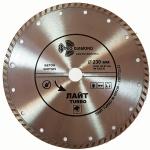 Диск алмазный TURBO Лайт 230 х 22,2 мм
