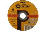 Диск отрезной по металлy 125 x 1,0 x 22 мм Cutop Profi PLUS