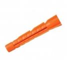 Дюбель 8,0 х 72мм оранжевый