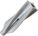 Дюбель для газобетона пласт.  6,0 х 52 мм GB