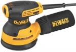 Эксцентриковая шлифмашина DeWalt DWE 6423