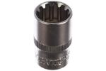 Головка торцевая MultiProf 12гр 1/2 - 17 мм