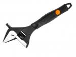 Разводной ключ с тонкими губками 200мм