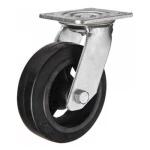 Колесо с креплением поворотное 100 мм
