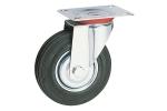 Колесо с креплением поворотное 125 мм