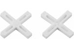 Крестики для кафеля 4,0 мм 100 шт
