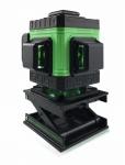 Лазерный уровень LL12-GL-Cube 12 линий, зеленый луч + 1акк 065-0168