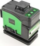 Лазерный уровень LL16-GL-Cube 16 линий, зеленый луч + 2акк + пульт 065-0160