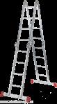 Лестница четырехсекционная 4х3