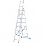Лестница трехсекционная 3 х  8 ступеней