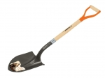 Лопата штыковая ,сферич.ковш , ручка 102 см PRY