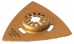 Мультитул шлифовальная насадка по керамике/ бетону  80мм