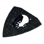 Мультитул шлифовальная пластина карбид вольфрамовая  93 мм