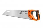 Ножовка для пластика и ламината 350мм Finland