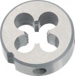 Плашка М 4  DIN 223, класс точности 6G