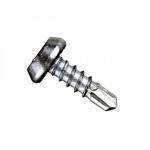 Саморез-полуцилиндр со сверлом 3,5 x 9,5мм