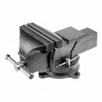 Тиски слесарные 100 мм поворотные сталь