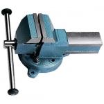 Тиски слесарные 140 мм поворотные сталь