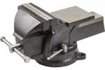 Тиски слесарные  63 мм поворотные сталь