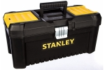 "Ящик для инструмента STANLEY Essential toolbox 16"" металл.замок"