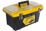 """Ящик для инструмента STANLEY JUMBO 19"""" с металическими замками"""